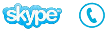 Skype or phone