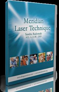 Meridian Laser Technique eBook by Sandra Radomski